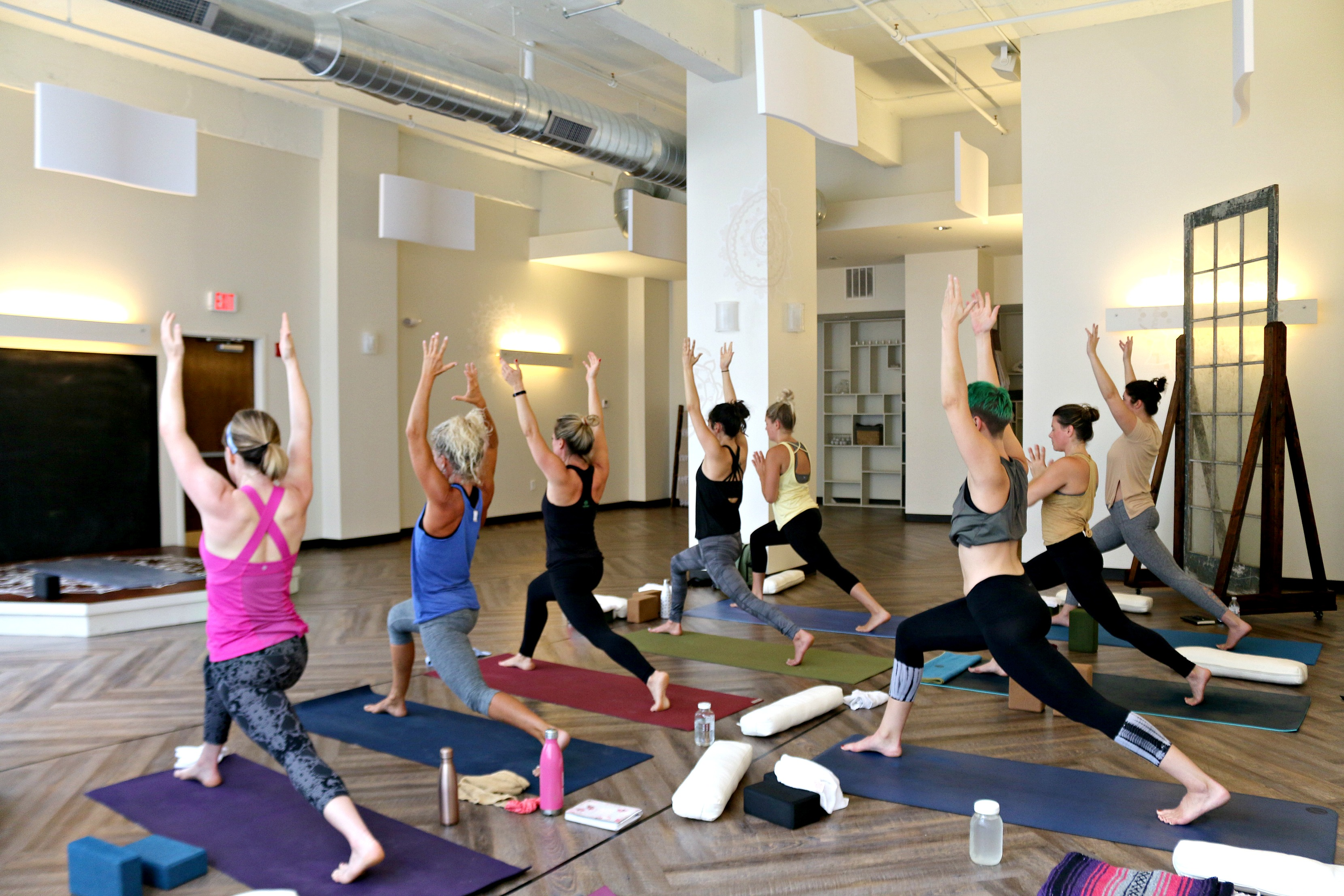 Breathless Yoga Teacher Training with Diana Vitantonio