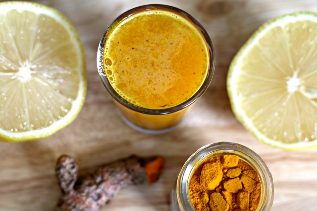 Turmeric Shots, Shots, Shots from BeingBrigid